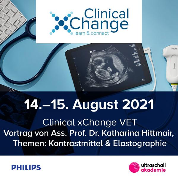 Clinical xChange am 14.08.2021